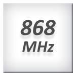 868 MHz